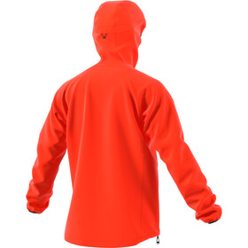adidas TERREX Agravic Windweave Chaqueta Hombre, active orange